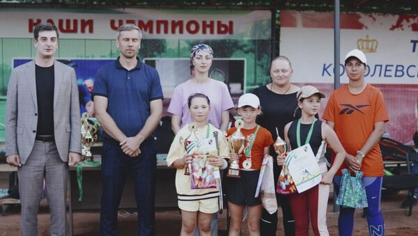 Чемпионат по теннису среди детей прошел в Сухуме  - Sputnik Аҧсны