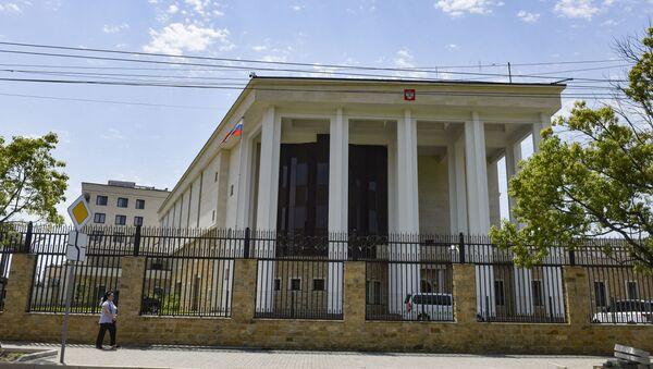 Посольство России в Абхазии - Sputnik Аҧсны
