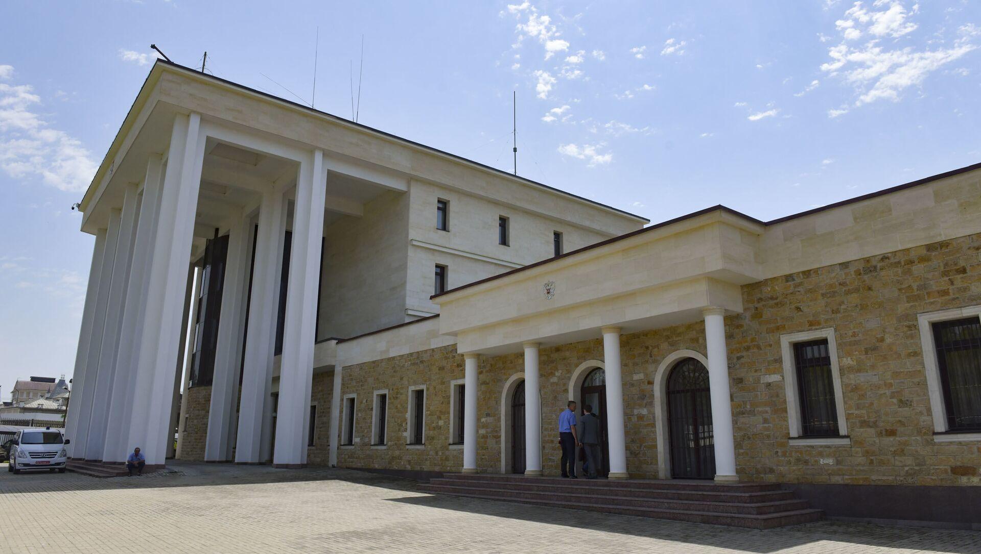 Посольство России в Абхазии - Sputnik Абхазия, 1920, 25.08.2021