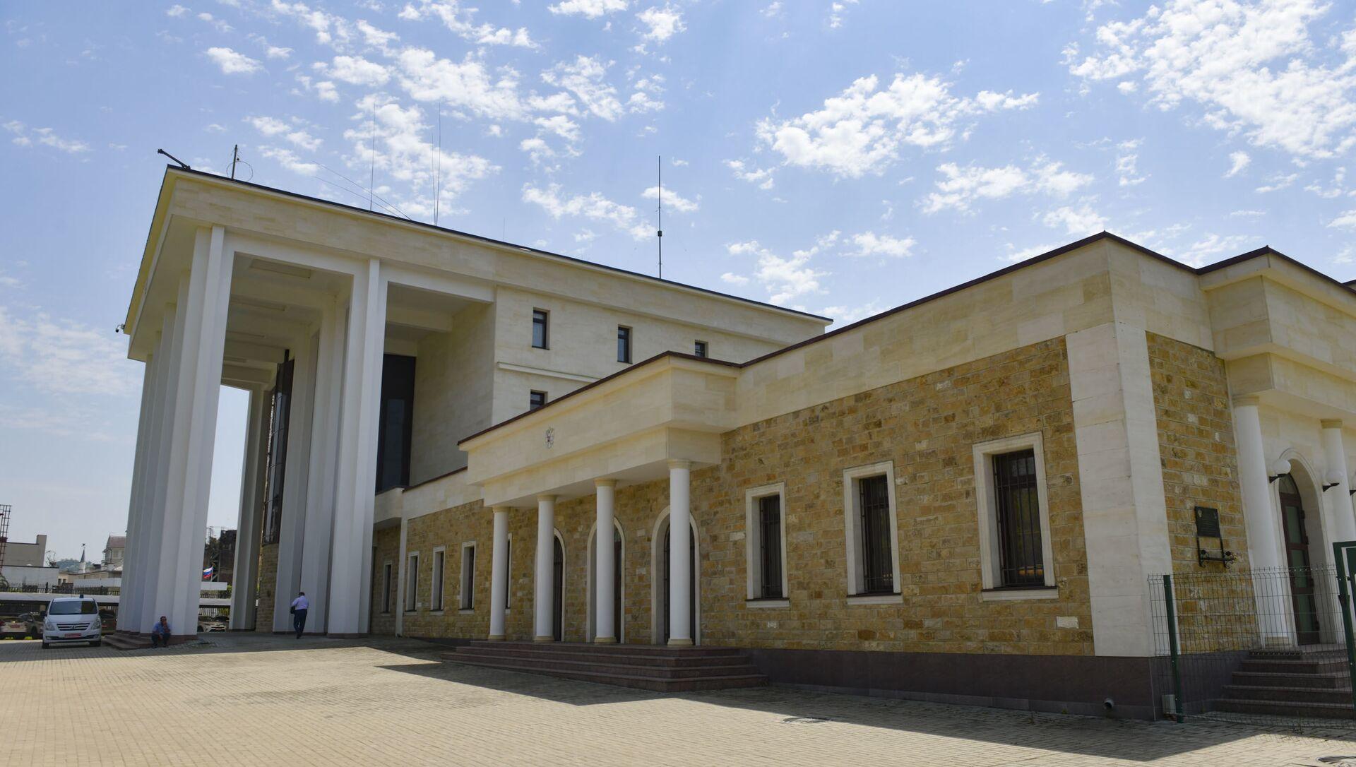 Посольство России в Абхазии - Sputnik Абхазия, 1920, 13.09.2021