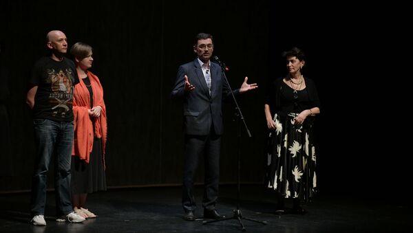 VII международный фестиваль Стоянка человека открылся в Сухуме  - Sputnik Аҧсны