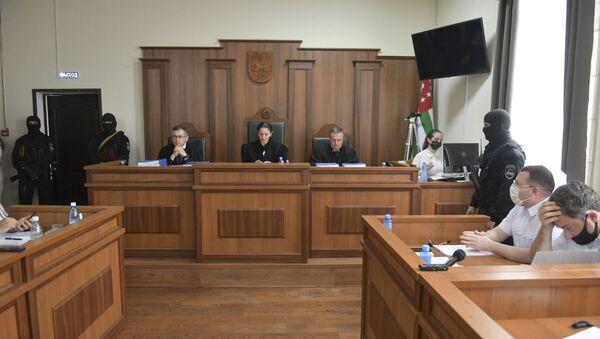 Суд по делу об убийстве на набережной - Sputnik Аҧсны