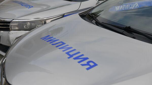 Машины МВД Абхазии  - Sputnik Абхазия