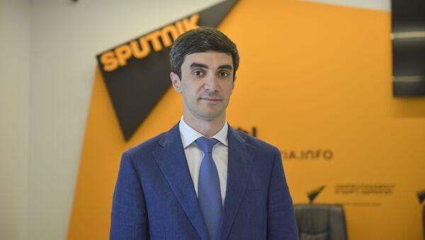 Инал Габлия - Sputnik Аҧсны