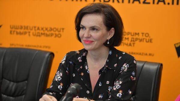 Эльвира Арсалия  - Sputnik Аҧсны