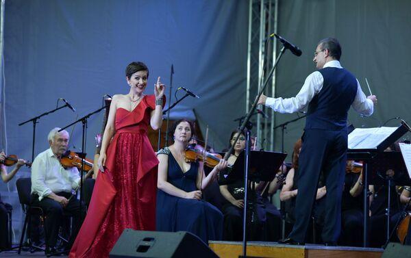Opera Viva: амузыкатә фестиваль мҩаԥысит Аԥсны - Sputnik Аҧсны