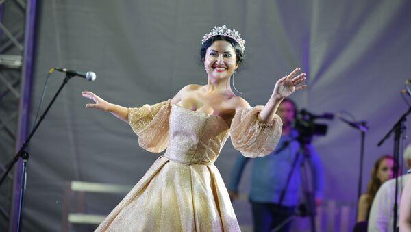 Фестиваль Opera Viva на набережной Сухума  - Sputnik Абхазия