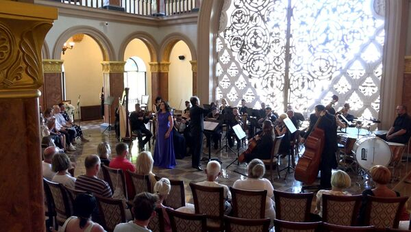 Музыкальные шедевры: классика на сцене Абхазского драмтеатра - Sputnik Абхазия