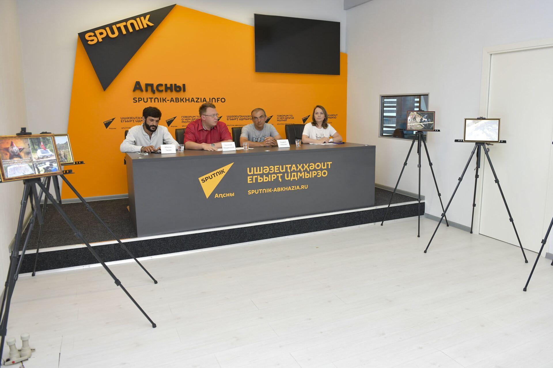 Сохранить память: в Sputnik рассказали о работе организации Абхазпоиск - Sputnik Абхазия, 1920, 12.07.2021