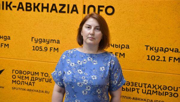 Алиса Хораа  - Sputnik Аҧсны