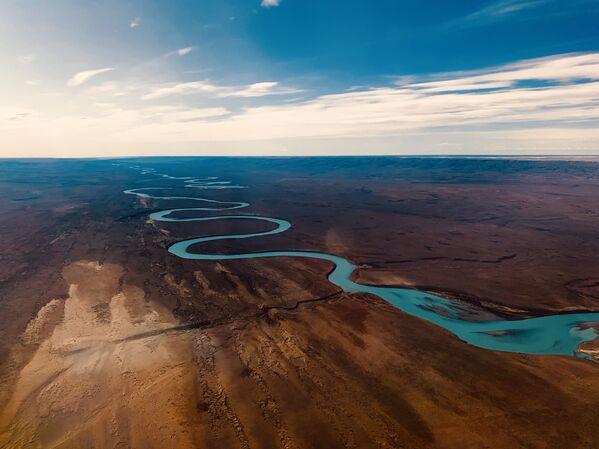 Снимок Flight from Iguazu фотографа из США Lizhi Wang, занявший 1-е место в номинации Landscape конкурса IPPAWARDS 2021 - Sputnik Абхазия