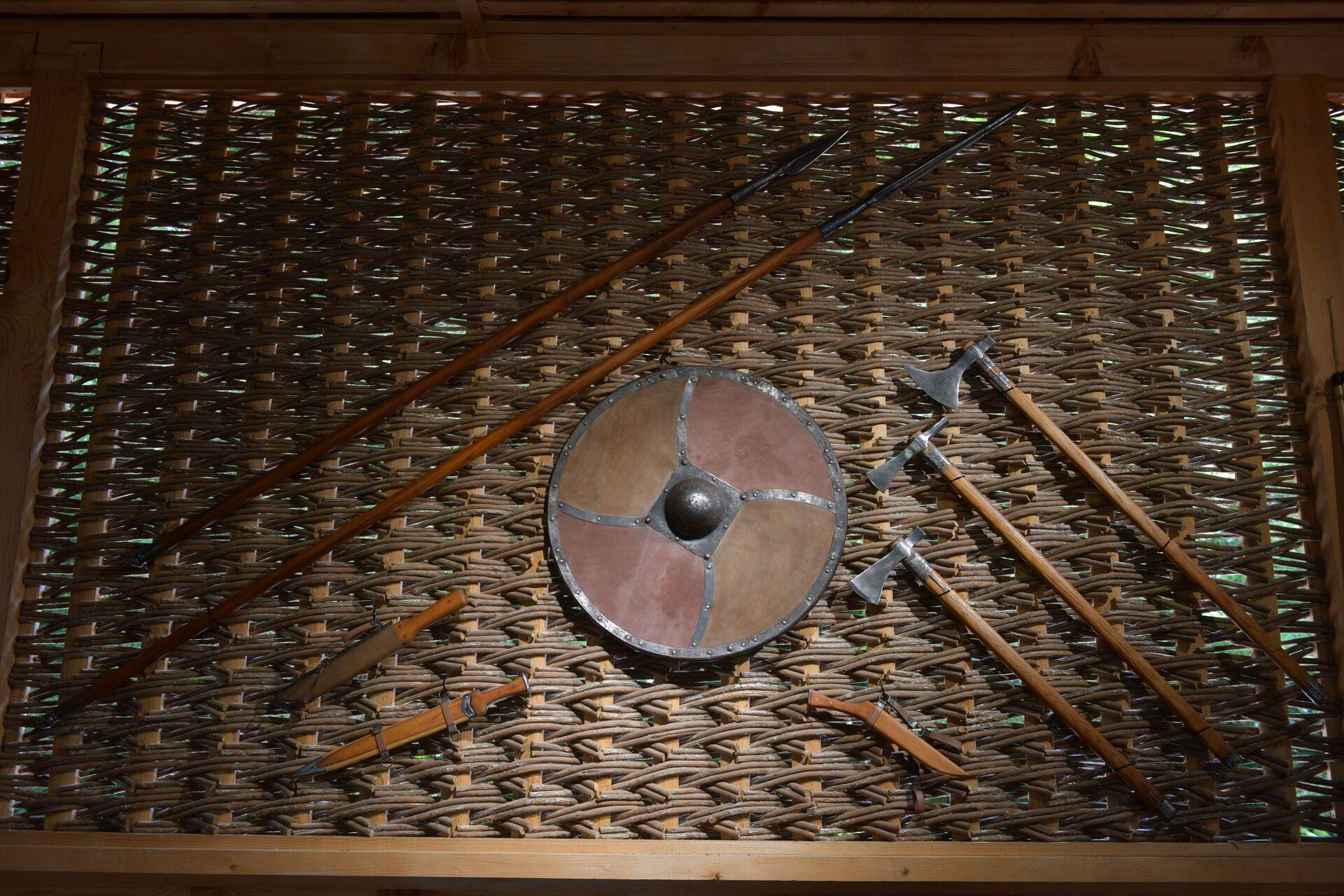 Двор абхаза: национальный исторический парк Апсны открылся в Гудауте - Sputnik Абхазия, 1920, 27.07.2021