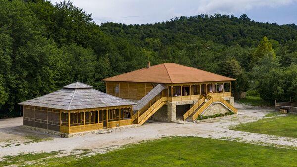 Этнопарк в селе Мгудзырхуа - Sputnik Абхазия