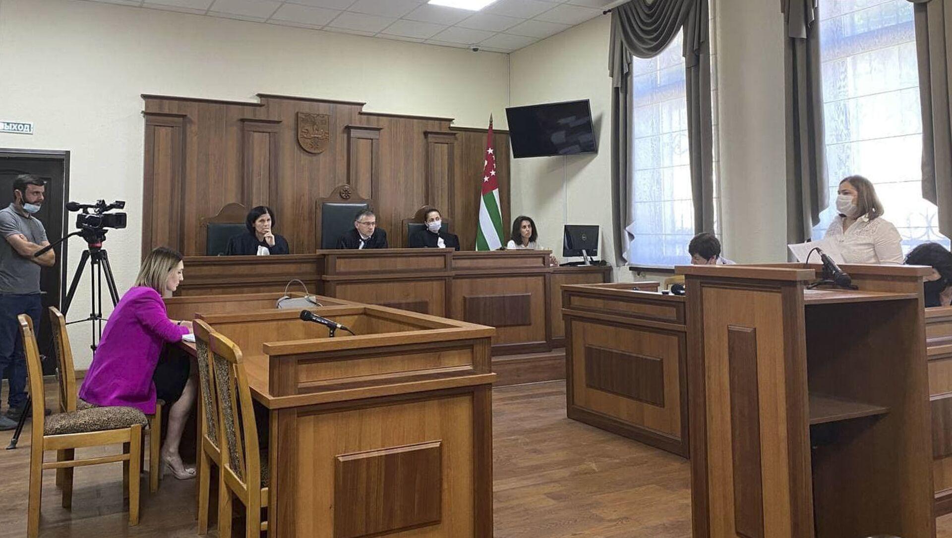 Верховный суд отправил на новое расследование дело об убийстве в селе Анхуа - Sputnik Абхазия, 1920, 29.07.2021