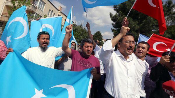 Уйгуры, живущие в Турции - Sputnik Абхазия