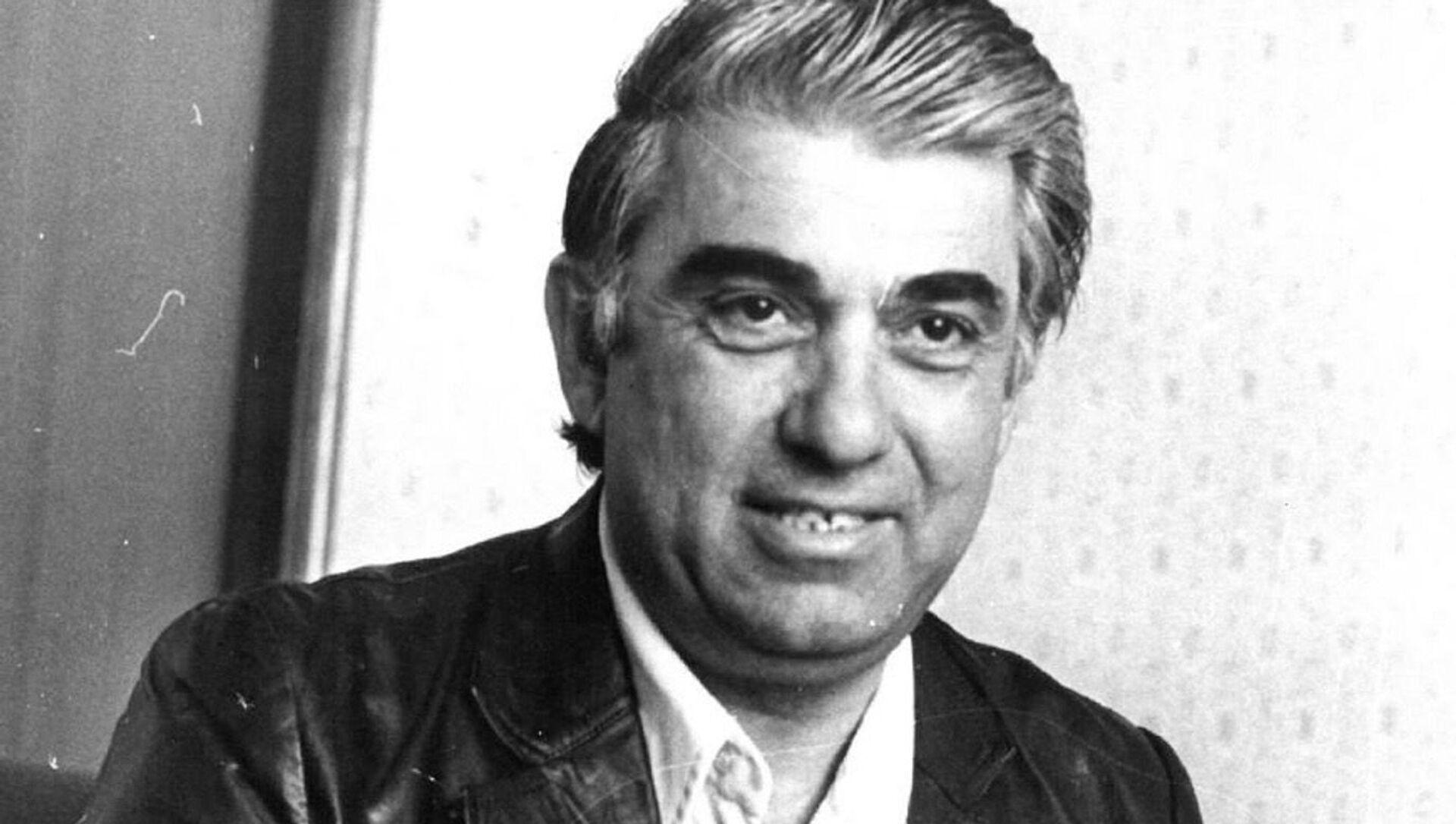 В 2012 году Шалодиа Аджинджал был удостоен звания Народный писатель Абхазии - Sputnik Аҧсны, 1920, 15.08.2021