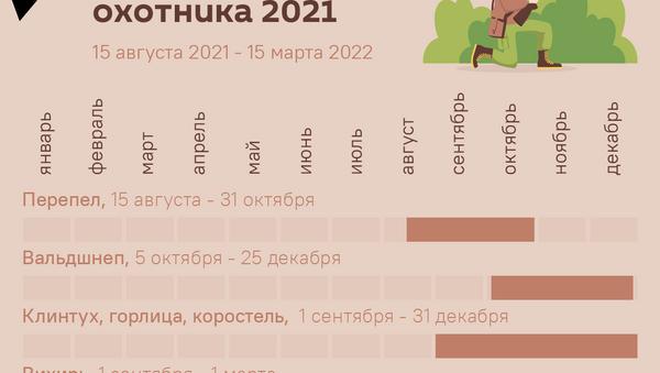 Охота ИГ - Sputnik Абхазия