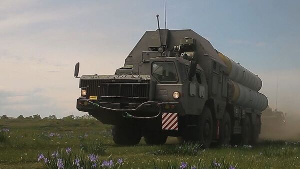 Расчеты ЗРК ЮВО в Абхазии отразили ракетные и авиационные удары противника в горах  - Sputnik Аҧсны