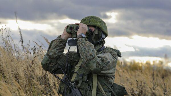 Тыловики ЮВО в Абхазии в ходе специального учения обеспечили полную автономность войск в полевых условиях - Sputnik Аҧсны