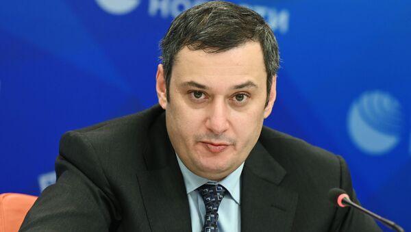 Александр Хинштейн - Sputnik Абхазия