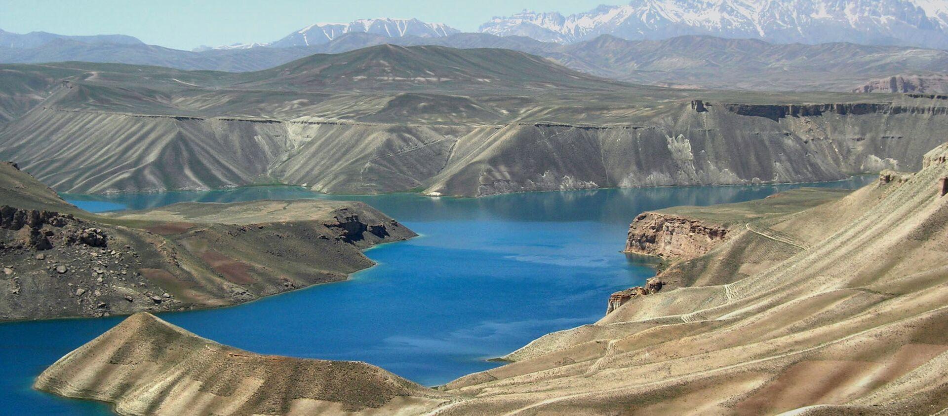 Банд-э-Амир в провинции Бамиан в Афганистане - Sputnik Абхазия, 1920, 24.08.2021