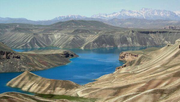 Банд-э-Амир в провинции Бамиан в Афганистане - Sputnik Абхазия