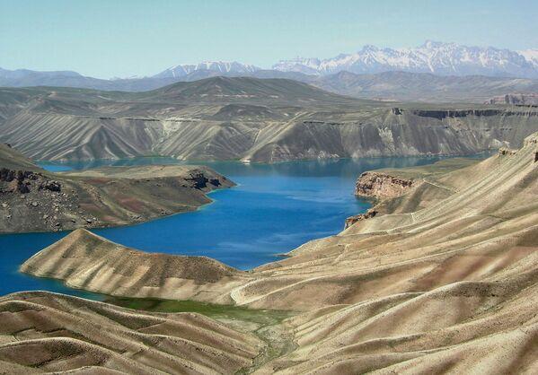 Банд-э-Амир в провинции Бамиан в Афганистане. - Sputnik Абхазия