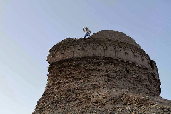 Древний буддийский монастырь недалеко от Джелалабада, к востоку от Кабула, Афганистан. - Sputnik Абхазия