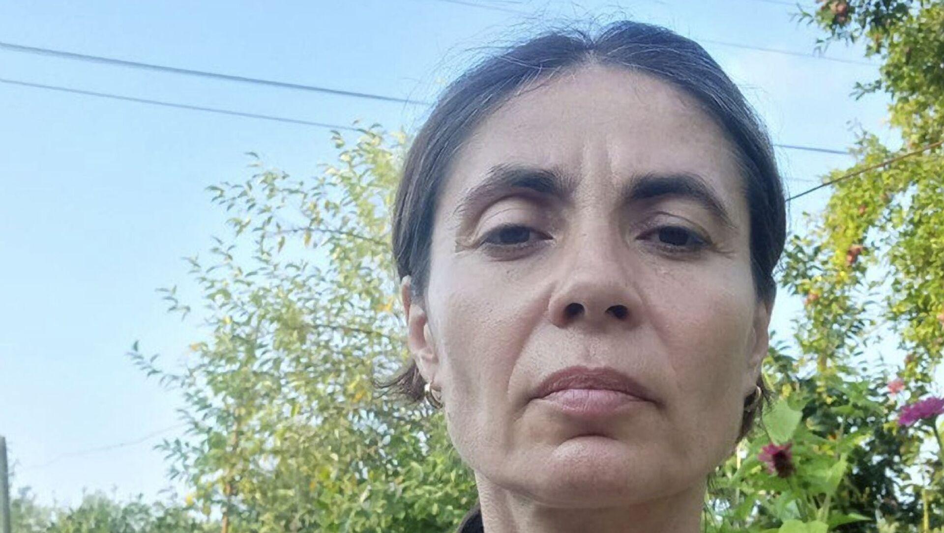 Жанна Топчян  - Sputnik Абхазия, 1920, 25.08.2021