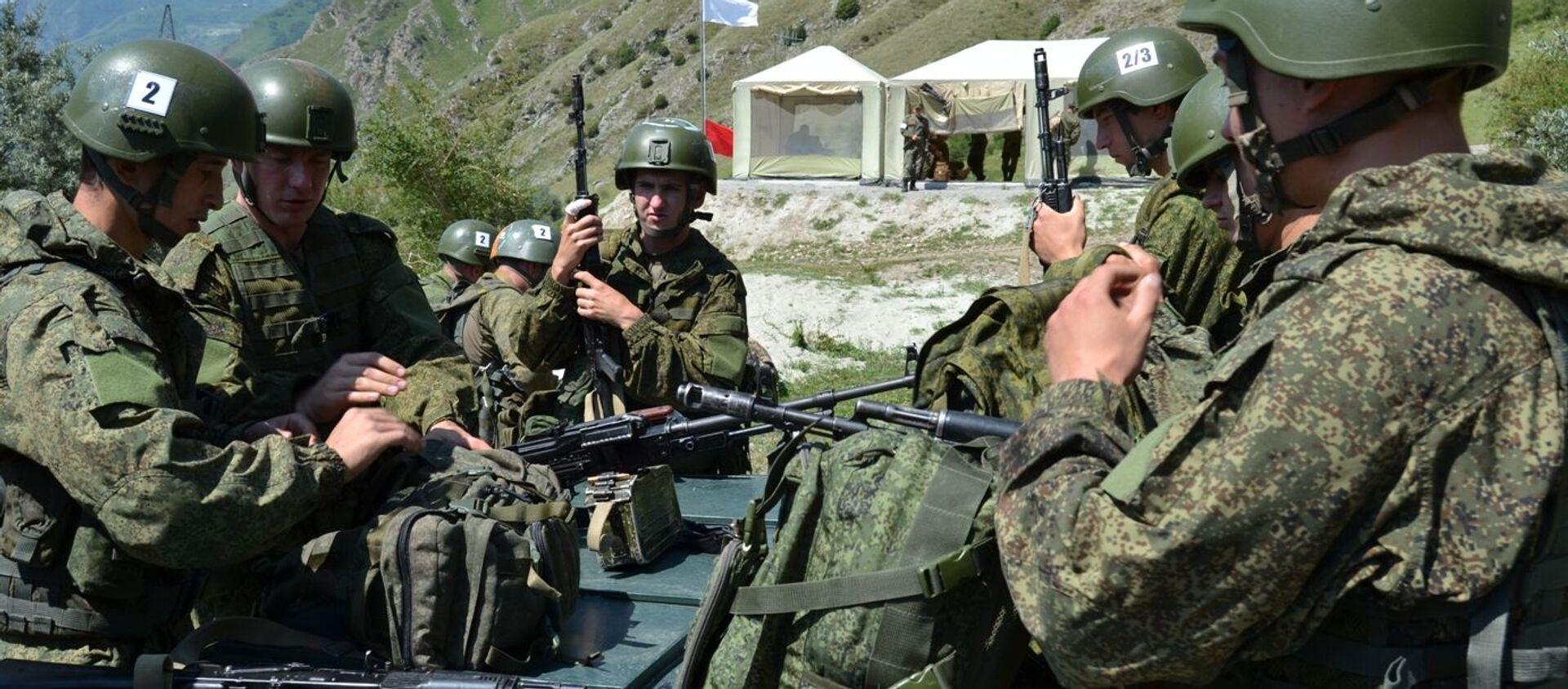Испытание оружием: Абхазия выступит в новом этапе Эльбрусского кольца  - Sputnik Абхазия, 1920, 25.08.2021