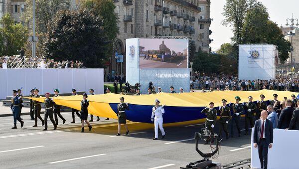 Празднование 30-летия независимости Украины - Sputnik Абхазия