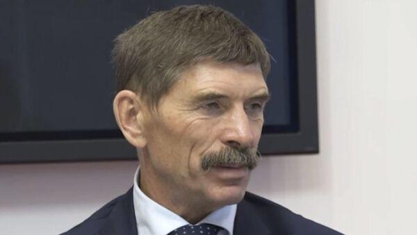 Вячеслав Некрасов - Sputnik Абхазия