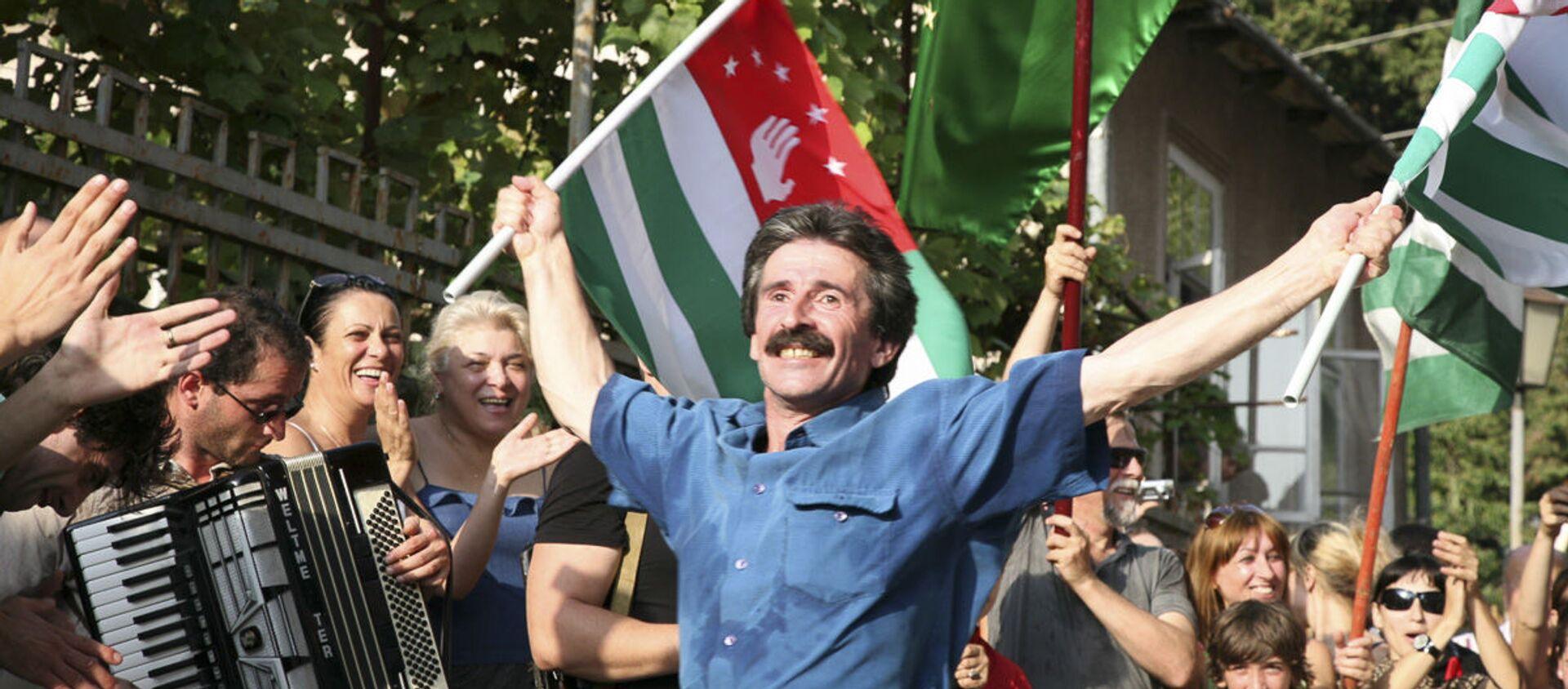 День признания независимости Абхазии и Южной Осетии - Sputnik Абхазия, 1920, 26.08.2021