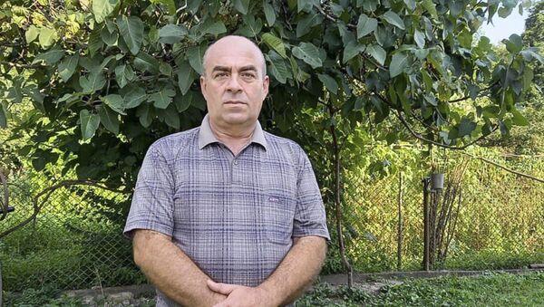 Маврик Лагвилава - Sputnik Аҧсны