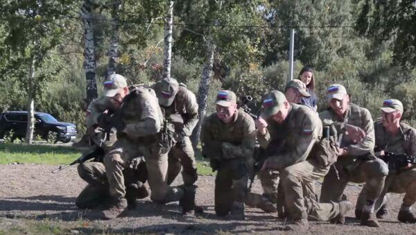 Триумф команды России на конкурсе «Отличники войсковой разведки» АрМИ-2021 - Sputnik Абхазия
