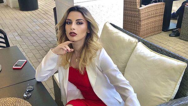 Руслана Гергедава  - Sputnik Абхазия