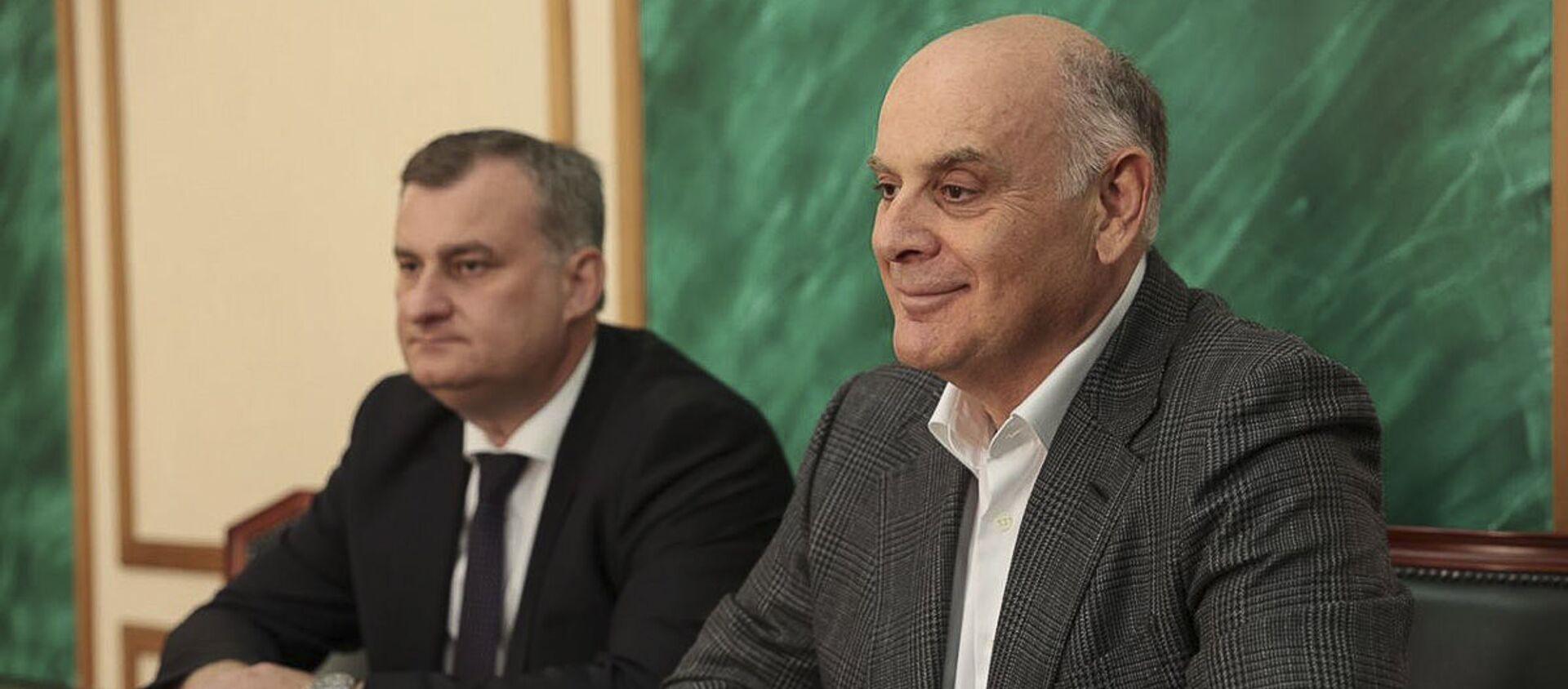 В Абхазию прибыла делегация из Чеченской Республике - Sputnik Аҧсны, 1920, 30.08.2021
