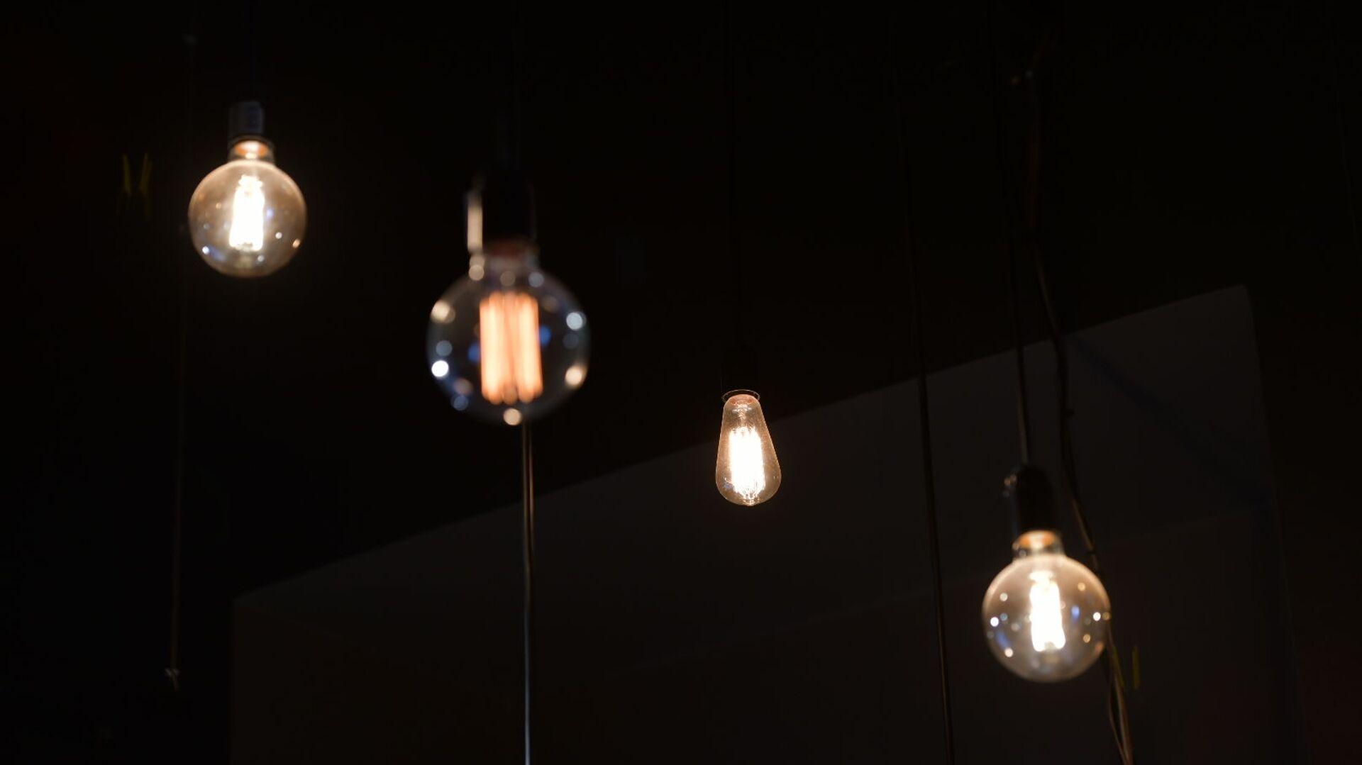 Лампочка  - Sputnik Абхазия, 1920, 31.08.2021