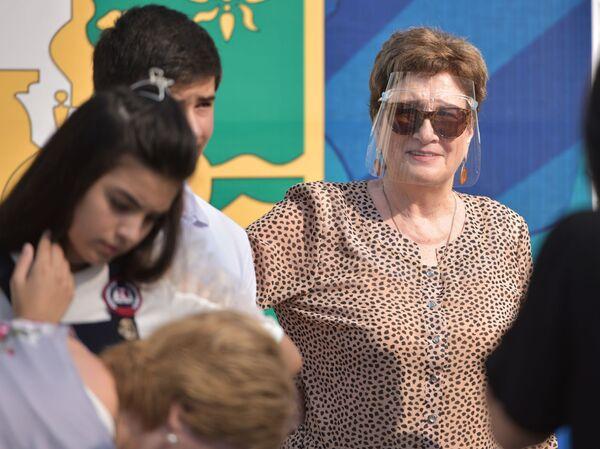 Учителя рады началу учебного года, несмотря на эпидобстановку. - Sputnik Абхазия
