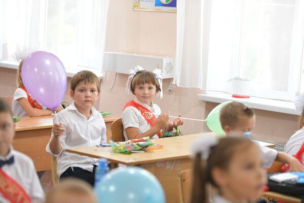 В общем праздник удался, если тебе вручили подарки и шары. - Sputnik Абхазия