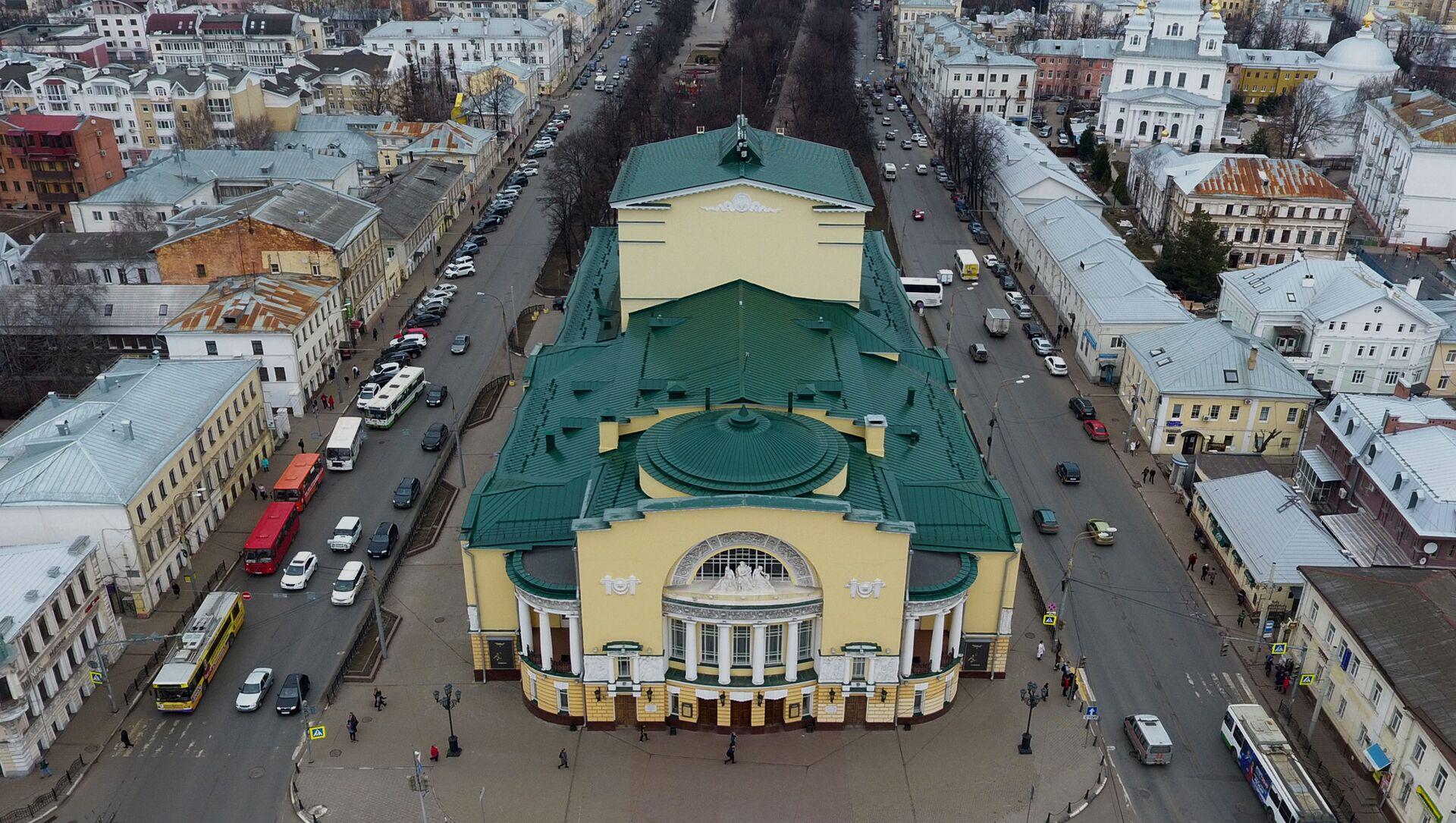 Фотоакция Первый русский! в Ярославле - Sputnik Абхазия, 1920, 01.09.2021