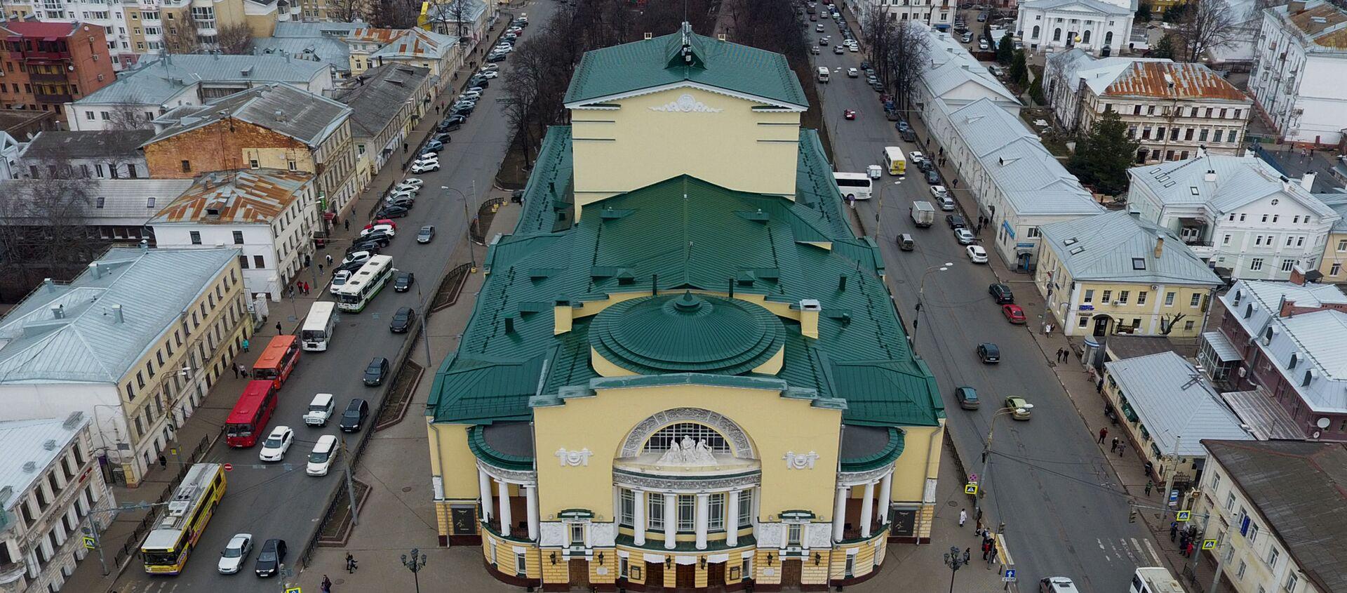 Фотоакция Первый русский! в Ярославле - Sputnik Аҧсны, 1920, 02.09.2021