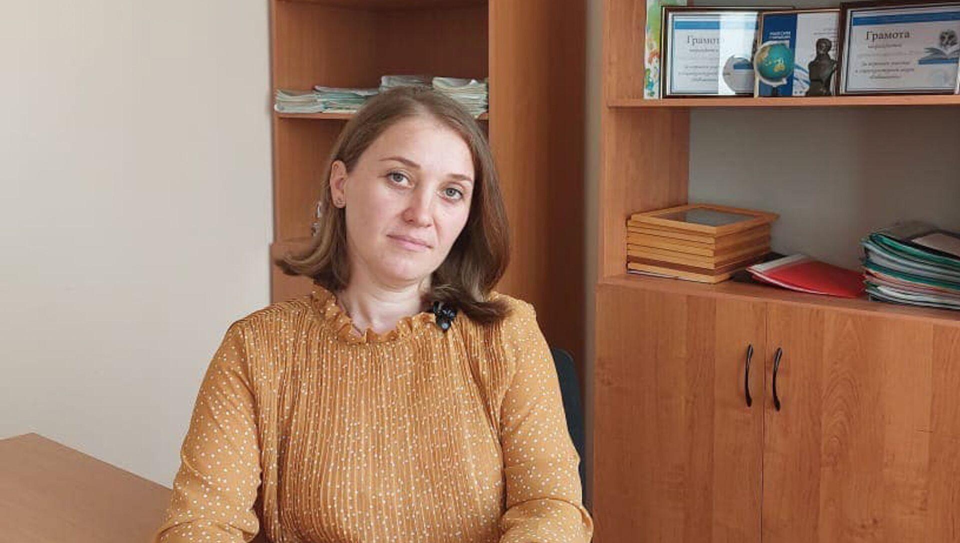 Фатима Шурдулава - Sputnik Абхазия, 1920, 01.09.2021