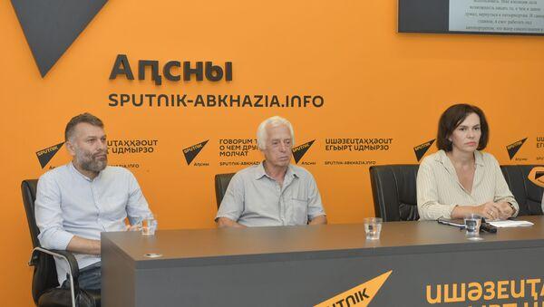 ПК он-лайн выствки Изоляция - Sputnik Абхазия