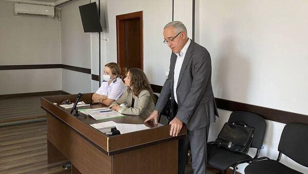 Сухумский суд перенес слушание по иску Джемала Гогия - Sputnik Аҧсны