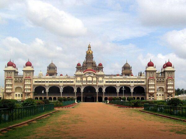 Майсурский дворец или дворец Амба Вилас, Индия. - Sputnik Абхазия
