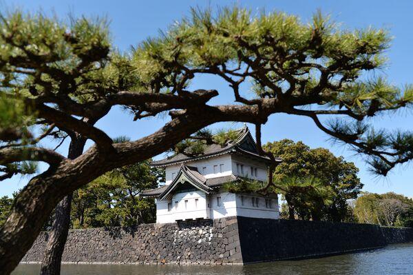 Комплекс зданий Императорского дворца в городе Токио. - Sputnik Абхазия