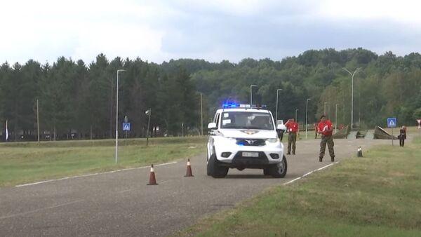 В Сербии завершилась гонка патрульных нарядов конкурса «Страж порядка» АрМИ 2021 - Sputnik Абхазия