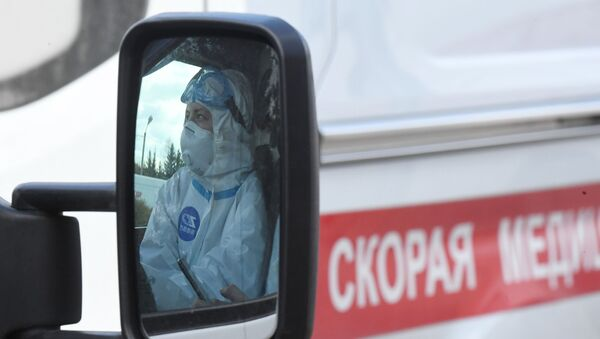 Федеральный клинический центр высоких медицинских технологий ФМБА в Химках - Sputnik Аҧсны