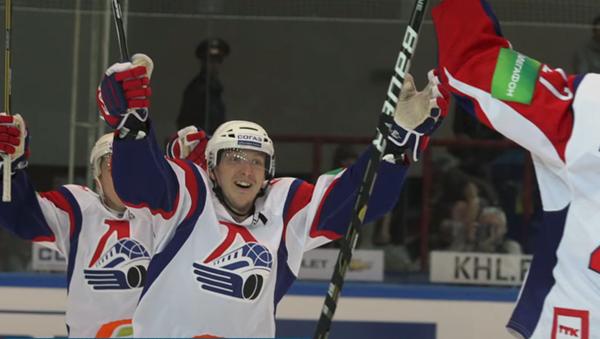 Десять лет назад в авиакатастрофе погибла хоккейная команда «Локомотив» - Sputnik Абхазия